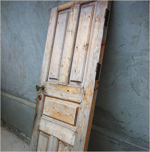 Реставрация межкомнатной двери видео